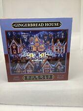 Dowdle Gingerbread Jigsaw Puzzle 1000 piece