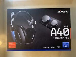 Astro A40 TR Gen 4 + Mixamp Pro PS4/PS5/PC/MAC