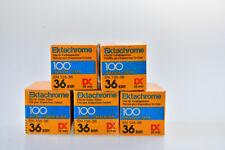 kodak ektachrome 100 / 36 exp x 5 films