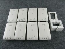 QTY 8  HP J9841A 517 Single Radio 802.11ac (AM) Unified Wired-WLAN Walljack
