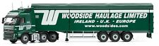 CC14033 Corgi Volvo FH Face Lift Moving Floor Trailer Woodside Haulage 1:50 New