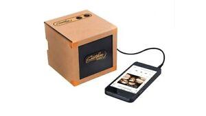 Luckies Portable Smartphone Speaker 2.0 USLUKSPE2 Copper Beige