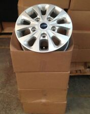 "4 X GENUINE 16"" Ford Transit Panel Van 2012  Mk  7  Alloy Wheels Boxed (1)"