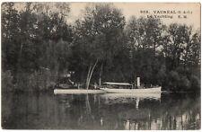 CPA 95 - VAUREAL (Val d'Oise) - 985. Le Yachting - EM