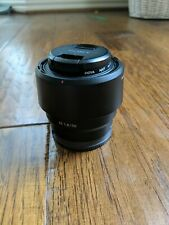Sony FE 50mm f/1.8 - Includes UV Filter