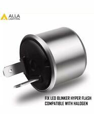 Alla Lighting Turn Signal Hazard LED Flasher Relay EF32 2Pin,No Fast Hyper-flash