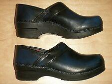 SANITA ORIGINAL PROFESSIONAL CABRIO BLUE WOMEN'S SLIP ON CLOG SHOES 37 / 6 - 6.5