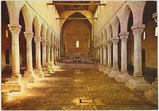 AQUILEIA - BASILICA DI POPPO - INTERNO (UDINE) 1978