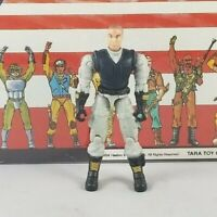 Original 2004 GI JOE BACKBLAST V3 ARAH not Complete UNBROKEN figure Neutralizer