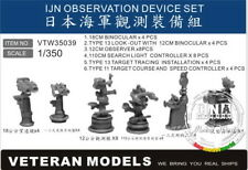 Veteran Models 1/350 IJN Observation Device Set