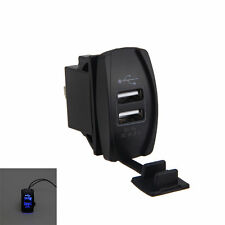 USB Charger for Polaris UTV RZR RZR4 Ranger XP 1000 900 800 Crew 2015 2016 FT
