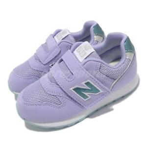 New Balance 996 W Wide Purple Blue Strap Toddler Infant Casual Shoes IZ996ULV W