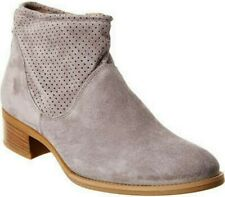 NEW Paul Green Booties Belicia Addison Gray Suede Size 8.5M