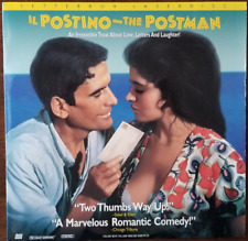 LASERDISC Movie: IL POSTINO - THE POSTMAN - Sub-Titled - Collectible