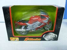 Maisto Kawasaki Motorcycle Red 1:18