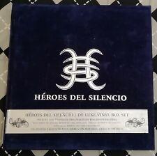 Héroes Del Silencio – De Luxe Vinyl Box Set