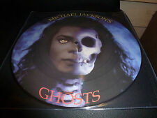 LP.MICHAEL JACKSON. GHOST.PICTURE..8 TITRES MIX.HISTORY+GHOST+ON THE LINE+IS IT