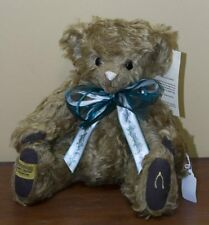 "Merry Thought Mohair Bear ""Making Wishes Come True"", Fully Jointed 14"""