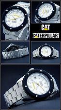 SUB - CAT acciaio massiccio SHOCK PROTETTO Orologio da uomo 20-