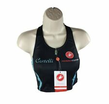 Castelli Body Paint Donna Women's Tri Top S