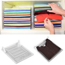 Magic 10X Clothes T-Shirt Folder Adult Folding Board Flip Fold Laundry Organizer