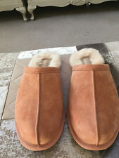 Genuine Ugg Scuff mule slippers 6.5
