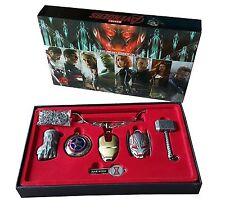 MARVEL | Avengers Age Of Ultron | Schlüsselanhänger Set | Special Edition