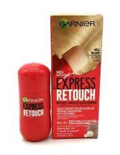 Garnier Express Retouch Root Touch Up Colour Grey Hair Concealer LIGHT BLOND
