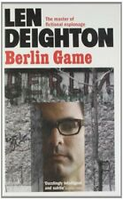 Berlin Game (Harper Books)-Len Deighton