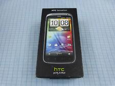 HTC Sensation 1GB Weiß-Silber! Gebraucht! Ohne Simlock! TOP! OVP!