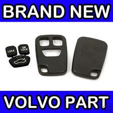VOLVO S70 V70 C70 3 BUTTON REMOTE KEY FOB CASE / COVER