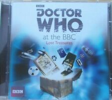 Louise Jameson ‎– Doctor Who At The BBC: Lost Treasures 2CD AudioGo NEW/SEALED