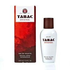 TABAC ORIGINAL BY MAURER & WIRTZ FOR MEN-EDT-SPRAY-3.4 OZ-100 ML-MADE IN GERMANY