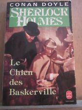 Conan Doyle: Sherlock Holmes: Le Chien des Baskerville/ Le Livre de Poche, 1993