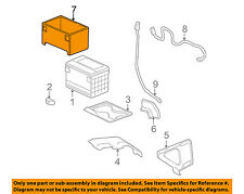 GM OEM Battery-Insulator 10246636