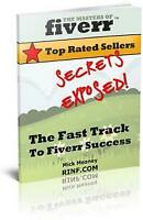 eBook for The Masters Of Fiverr: Top Rated Seller Secrets Exposed