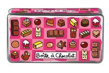 Boîte à chocolat Délices - Derrière la porte