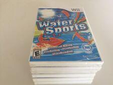 Water Sports (Nintendo Wii, 2009) Wii NEW!