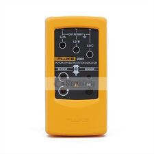 Fluke 9062 Motor and Three Phase Rotation Indicator Tester 400V