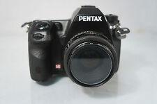 PENTAX K-5 16.3MP Digital Camera Bundle w/ 50mm f/1.7 Lens *Great condition*
