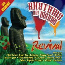 Rhythms Del Mundo - Revival - Rhythms Del Mundo CD T0VG The Cheap Fast Free Post