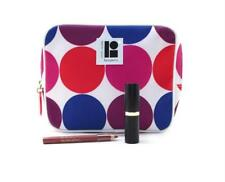 Lot of ESTEE LAUDER 3 PC Pinkberry Lipstick + Pencil + Lisa Perry Cosmetic Bag