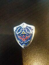 Zelda shield Pin