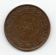 Canada - 1 Cent 1916