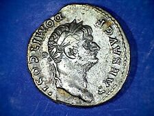 Domitian denarius