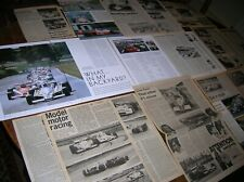 Aurora AFX / British F1 / Lep Open Libre  1978-1985 : Articles, Reviews, Reports