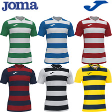 JOMA FOOTBALL SHIRT KIT TEAM TOP TRAINING TOP WEAR MENS BOYS KIDS TOPS EUROPA IV
