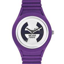 Orologio Hip Hop Solare Violet - HWU0538 prezzo di listino 44 euro SCONTO 50%