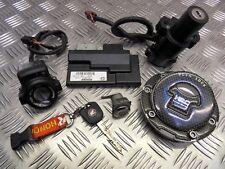 Honda CBR1000RR complete le souffle d'immobilisation Lock Set, ECU & Clés 1x 2008 To 2011