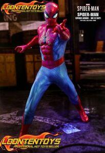 Hot Toys 1/6 VGM43 - Marvel's Spider-Man - Spider-Man (Spider Armor MK IV Suit)